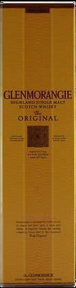 Glenmorangie Highland Single Malt Scotch Whisky