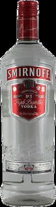 Smirnoff Vodka Triple Distilled 1.0 l