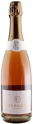 Grand C Brut Rose Cremant d Alsace