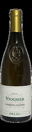 """Delas """"Vin De Pays """"VIOGNIER""""Côtes du Rhone AOC"""