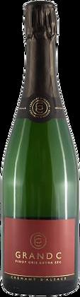 Grand C Cremant d Alsace Pinot Gris Extra Sec