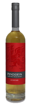 Penderyn Legend Single Malt Welsh Whisky