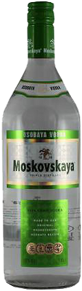 Moskovskaya Vodka 1,0l