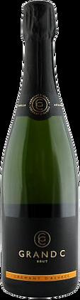 Grand C Brut Cremant d Alsace 0,75 l