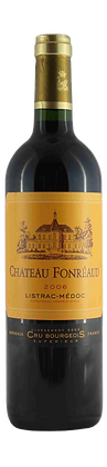 Chateau fonreaud, listrac-medoc, Cru Bourgeois Superior