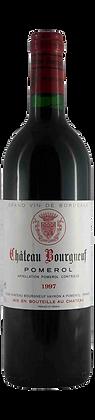 Chateau Bourgneuf, Pomerol, Grand Vin de Bourdeaux