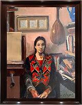 00013 ALONSO CARLOS Teresa en el taller