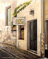 GARCIA BRAVO CASA DE PLAZA DORREGO 1327 50 X 40 CM.JPG