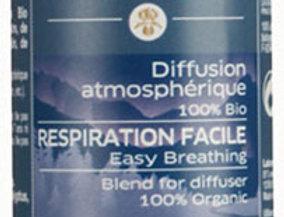 有機呼吸暢順複方精油 Diffusion Oil - Easy Breathing (30ml)