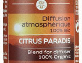 有機樂活弛放複方精油 Diffusion Oil - Citrus Paradise (30ml)