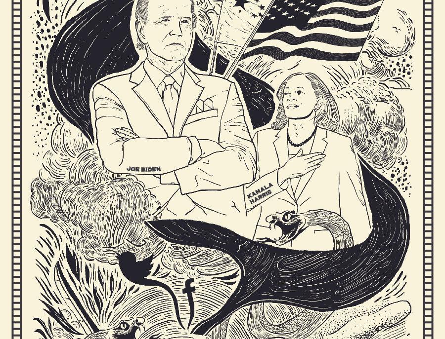 11月藏書票:美國總統大選 X 香港網絡大戰