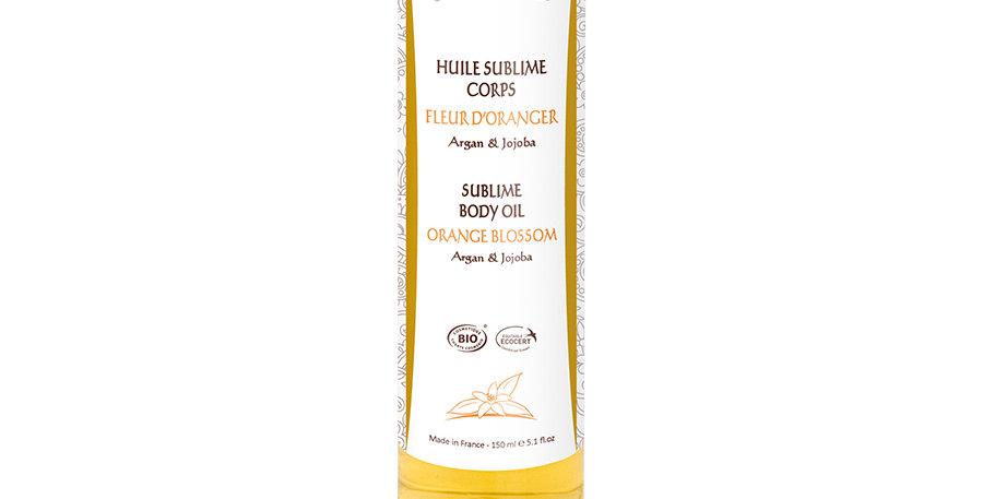 橙花極致身體潤膚油 Sublime Body Oil - Orange Blossom (150ml)