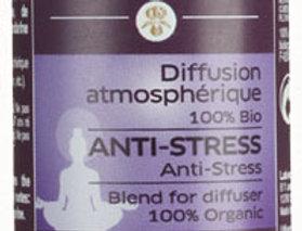 有機舒張解壓複方精油 Diffusion Oil - Anti-Stress (30ml)