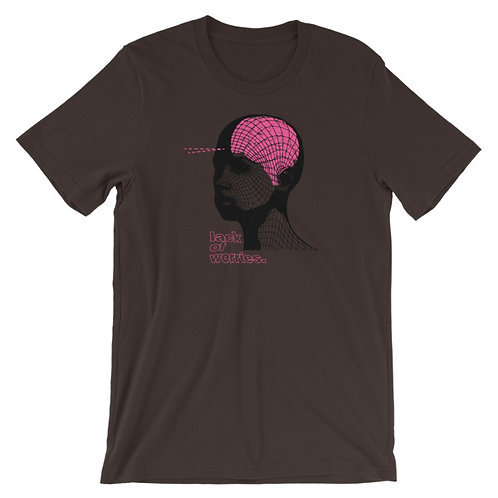 Lack Of Worries Mindset T-Shirt