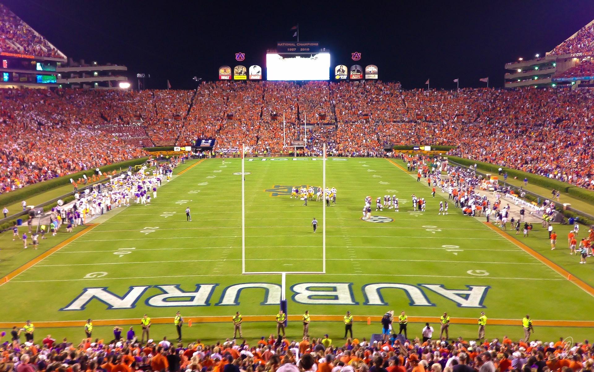 Auburn Tigers SEC