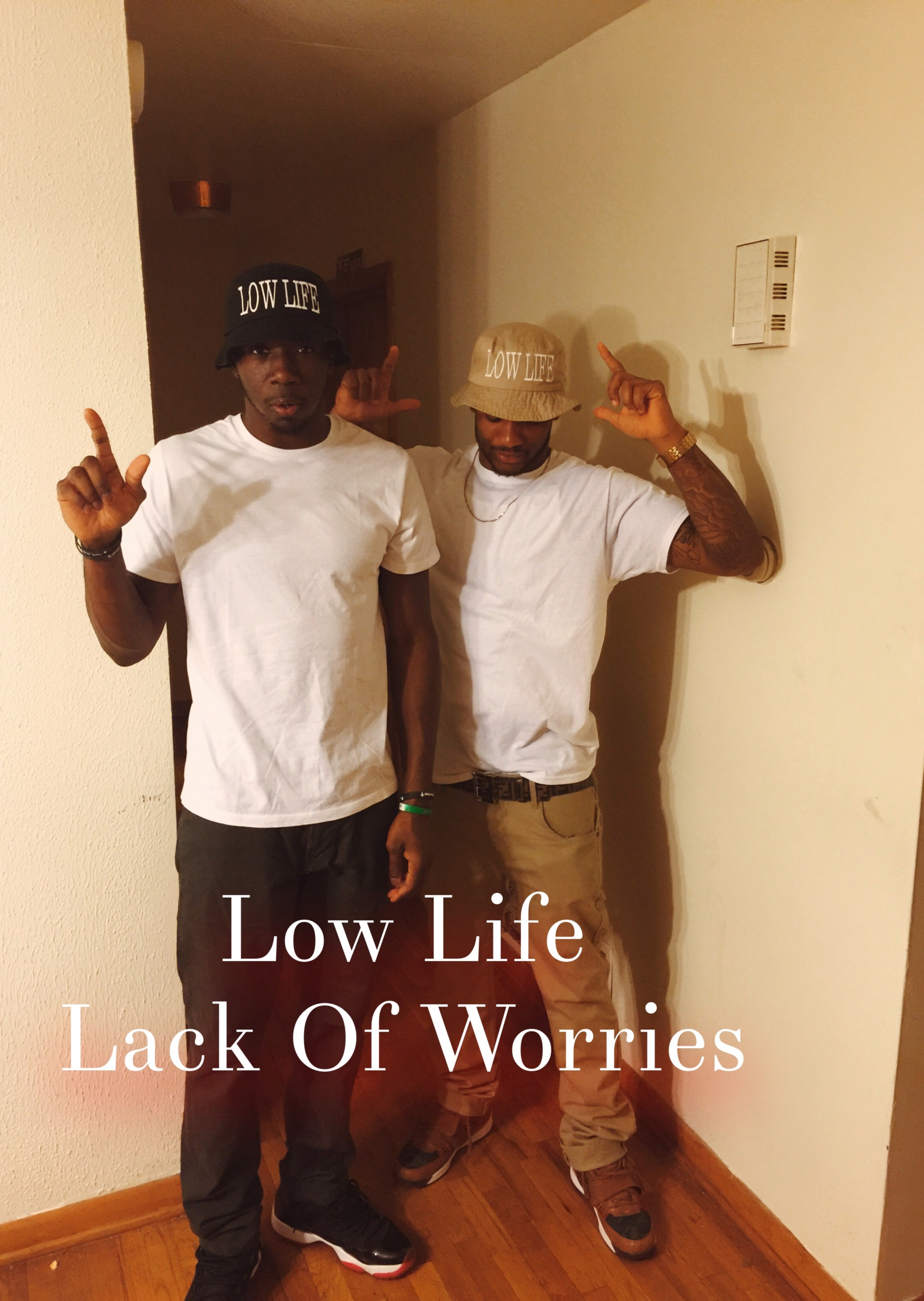L's #LackOFWorries