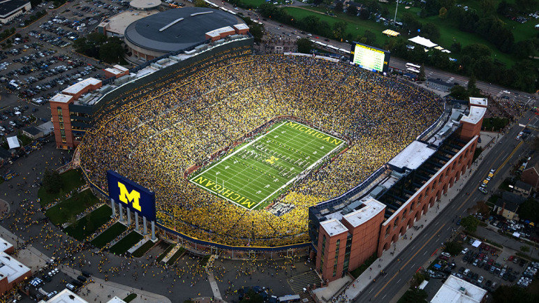 Michigan Wolverines Big Ten