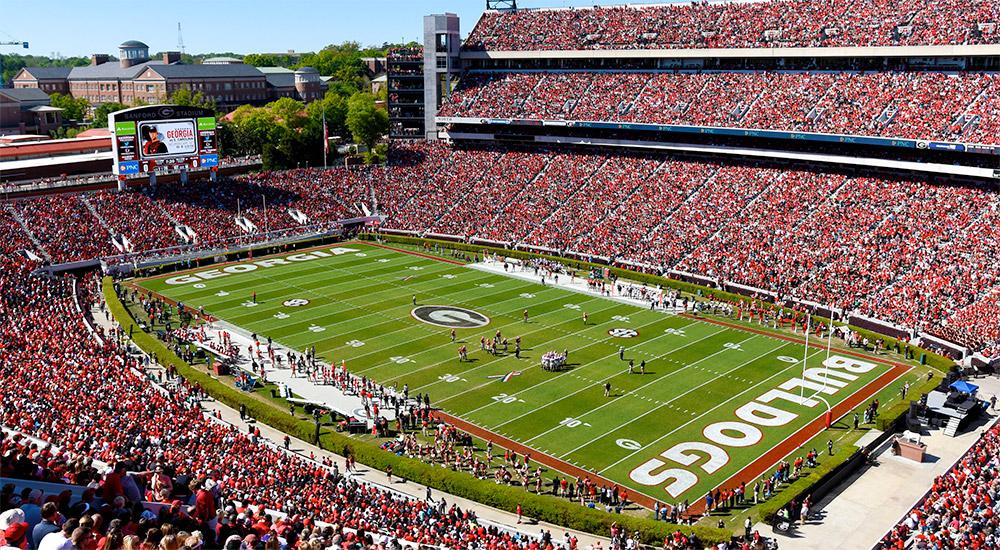 Georgia Bulldogs SEC