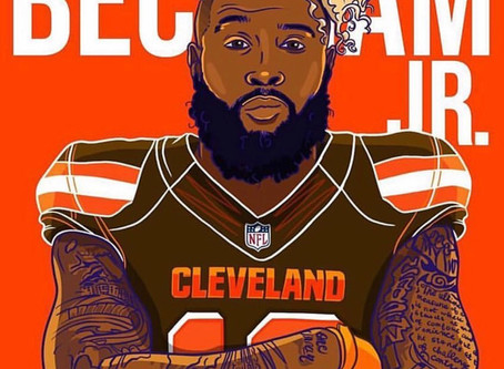 Odell Beckham Jr A Trade Agreement With New York Giants & Cleveland Browns ESPN NFL Football