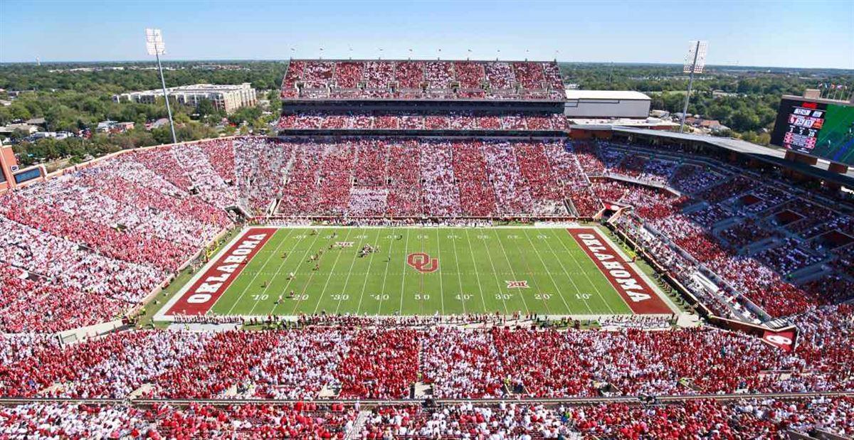 Oklahoma Sooners Big 12