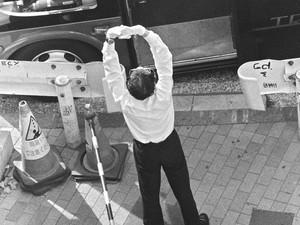 35mm Film - QUICK SHOTS - Bus Driver