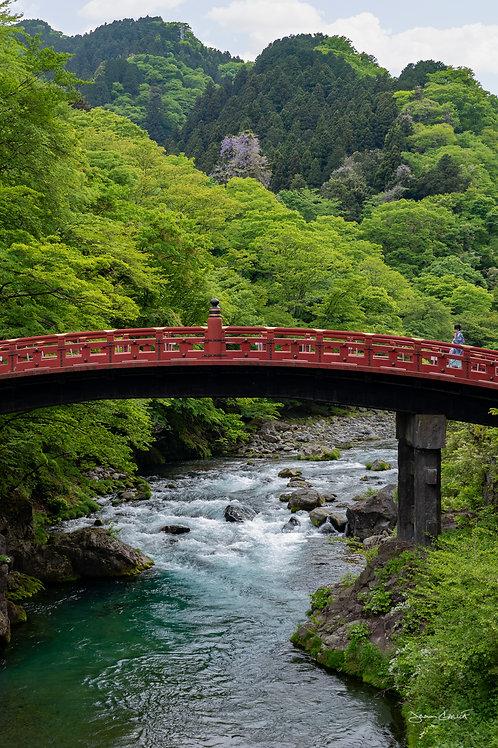 Shinkyo Bridge - Nikko