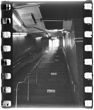 Jason Garcia - B&W 35mm Film