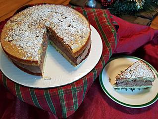 Almond & Hazelnut Cake