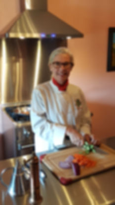 Cynthia Westfall Personal Chef Sarasota