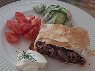 Beef Srudel