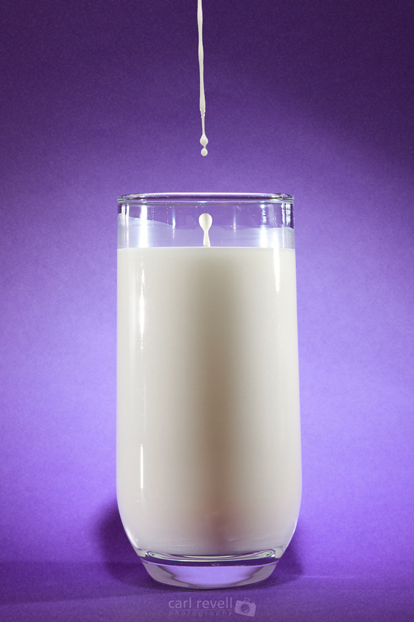 Milk photo by Carl Revell