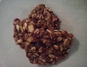 עוגיות שיבולת שועל ללא שמן