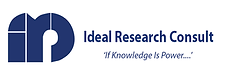 Ideal Research Consult Logo