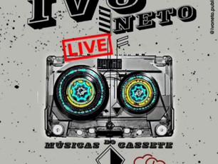 Músicas do cassete agitarão o canal Lives Solidárias do YouTube, na sexta 26/06