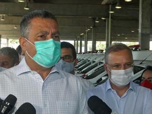 Rui anuncia parceria com China para testes de vacina contra Covid-19 na Bahia