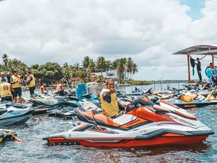 Rally dos Mares 2021 é realizado com sucesso no Arquipélago de Cairu