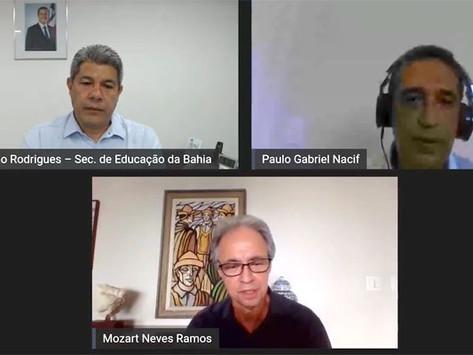 Especialistas debatem a importância da colaboração para a Educação pós-pandemia