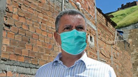 Rui quer vacinação na Bahia em até 30 dias