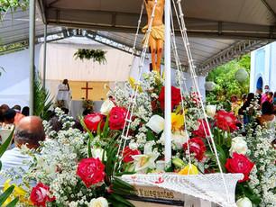 NILO PEÇANHA: Povoado de Barra dos Carvalhos celebrou Bom Jesus dos Navegantes
