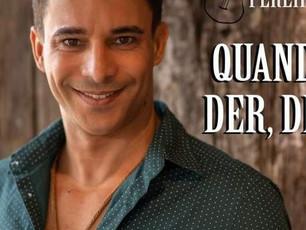 """Zai Pereira, músico valenciano, lança música """"Quando der, deu"""" nas plataformas digitais"""