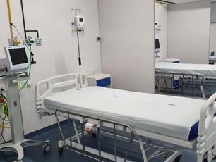 Secretaria de Saúde do Estado duplica leitos para Covid-19 em Valença, no Baixo Sul da Bahia
