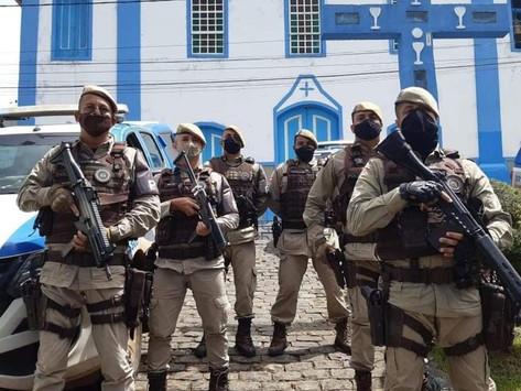 Intensificação de ações reduzem em mais da metade o número de homicídios na Costa do Dendê