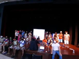 Prefeitura de SAJ firma parceria com Teatro Castro Alves para formação artística
