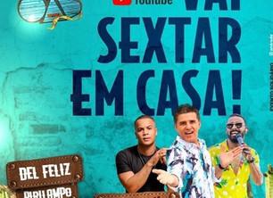 Sexta 05/06 - Forró da OAB Valença em LIVE SOLIDÁRIA - Imperdível!