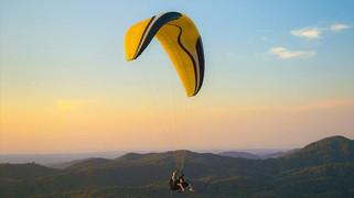 Serra do Abiá volta a ser palco de voos de parapente – Aventure-se dias 30 e 31/10
