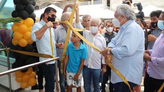 Novo Terminal Hidroviário é inaugurado em Valença