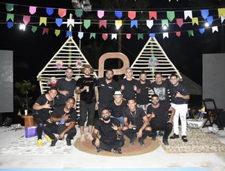 """Live """"Nosso São João"""", da Banda Pirilampo, tem recorde de audiência no Youtube"""