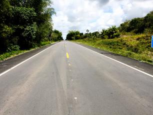 Recuperação da BA-001 beneficiará as regiões da Costa do Cacau e da Costa do Dendê