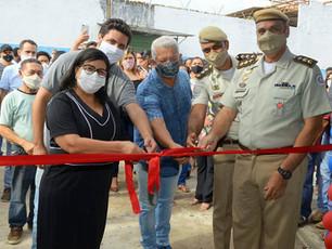 VALENÇA: primeira escola com disciplina militar é inaugurada