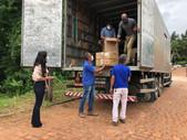 Unidade de Atendimento em Covid-19, em Ituberá, recebe equipamentos do Estado